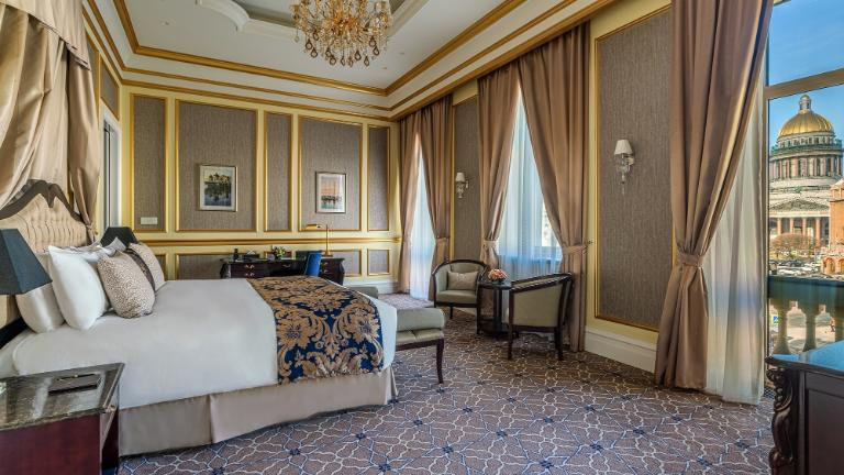 Lotte Hotel St. Petersburg - Rooms - Suite - Presidential Suite