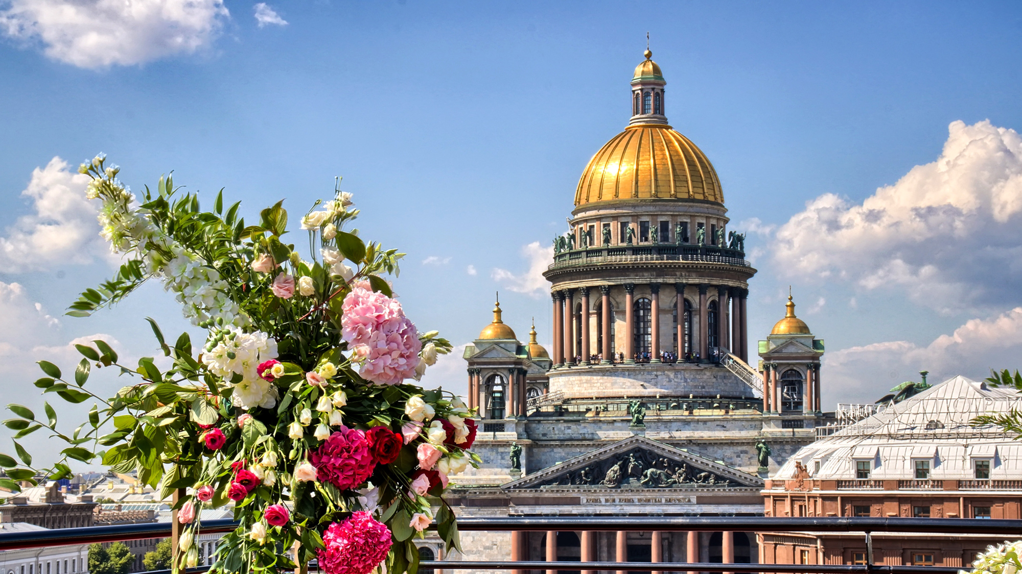Lotte Hotel Saint Petersburg Wedding