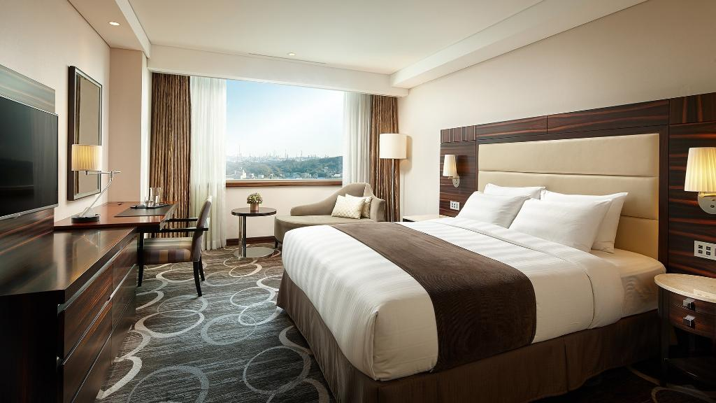 Lotte Hotel Ulsan, Rooms, Standard, Superior Room