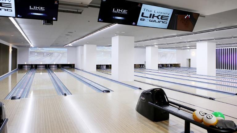 LOTTE HOTEL ULSAN, Rock, Bowling, Alley