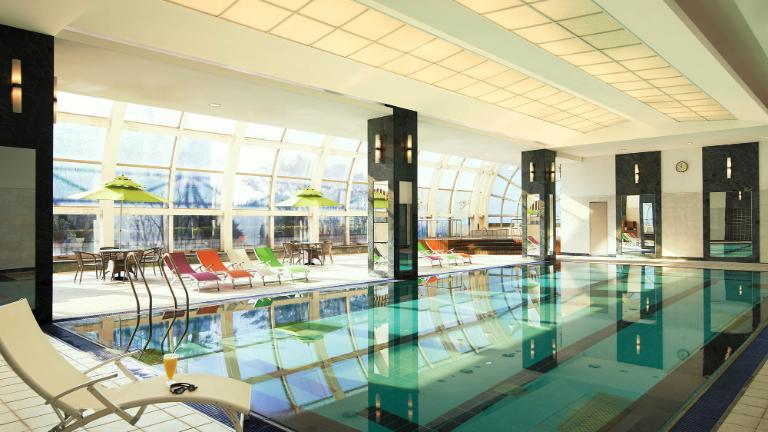 Lotte Hotel Ulsan-Facilities-Spa&Fitness-Swimming Pool