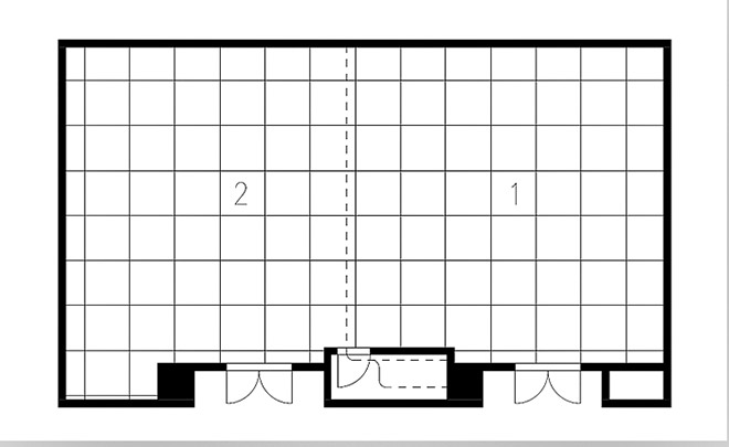 Lotte Hotel Ulsan-Wedding&Conference-Conference-Jade Room-Floor Plan