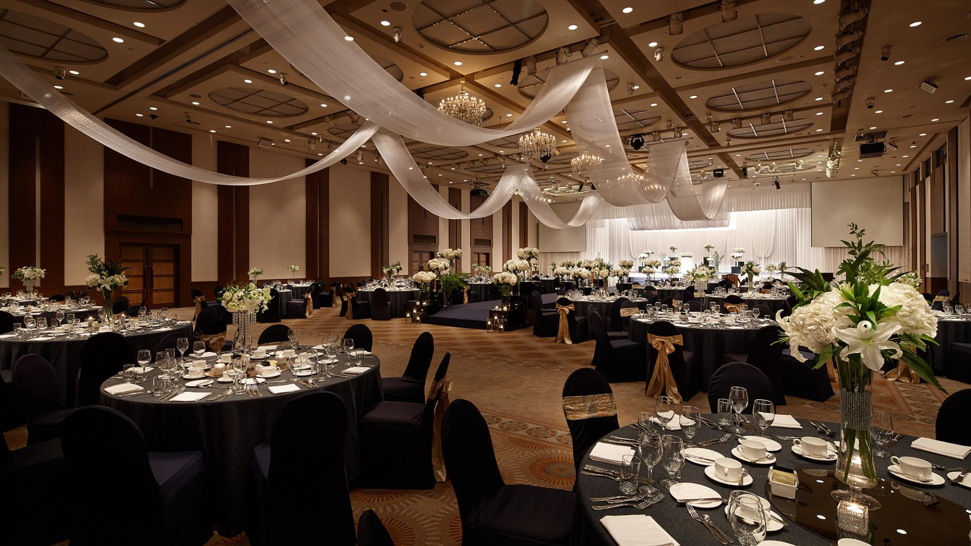 Lotte Hotel Ulsan, Wedding, Crystal Ballroom