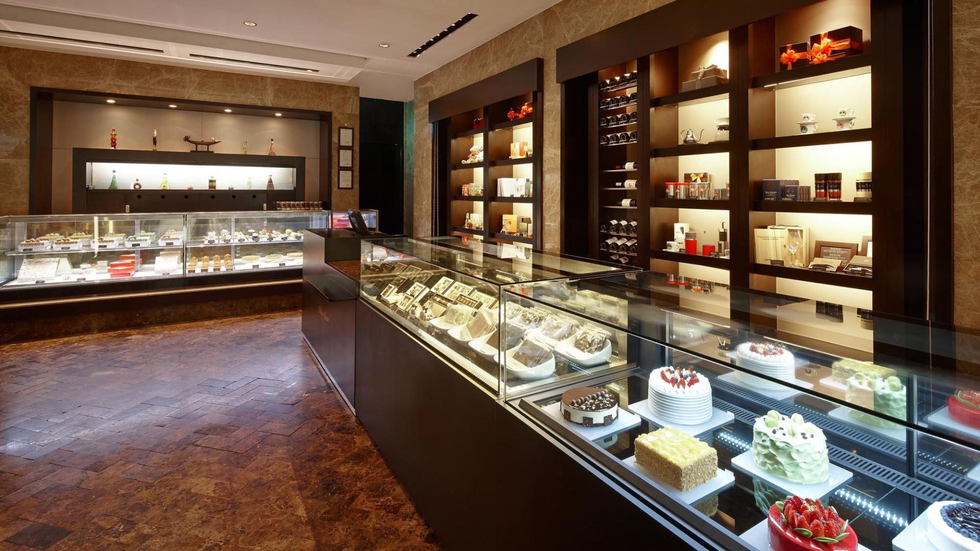 Lotte Hotel World-Dining-Bakery-Delica hans