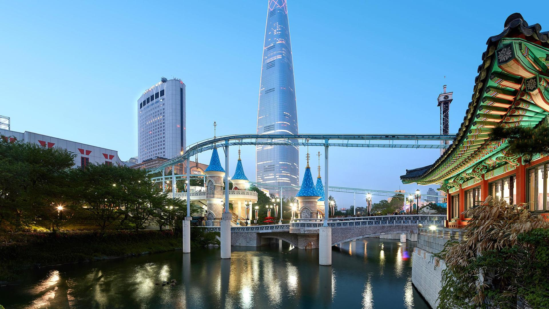 LOTTE HOTEL WORLD, main