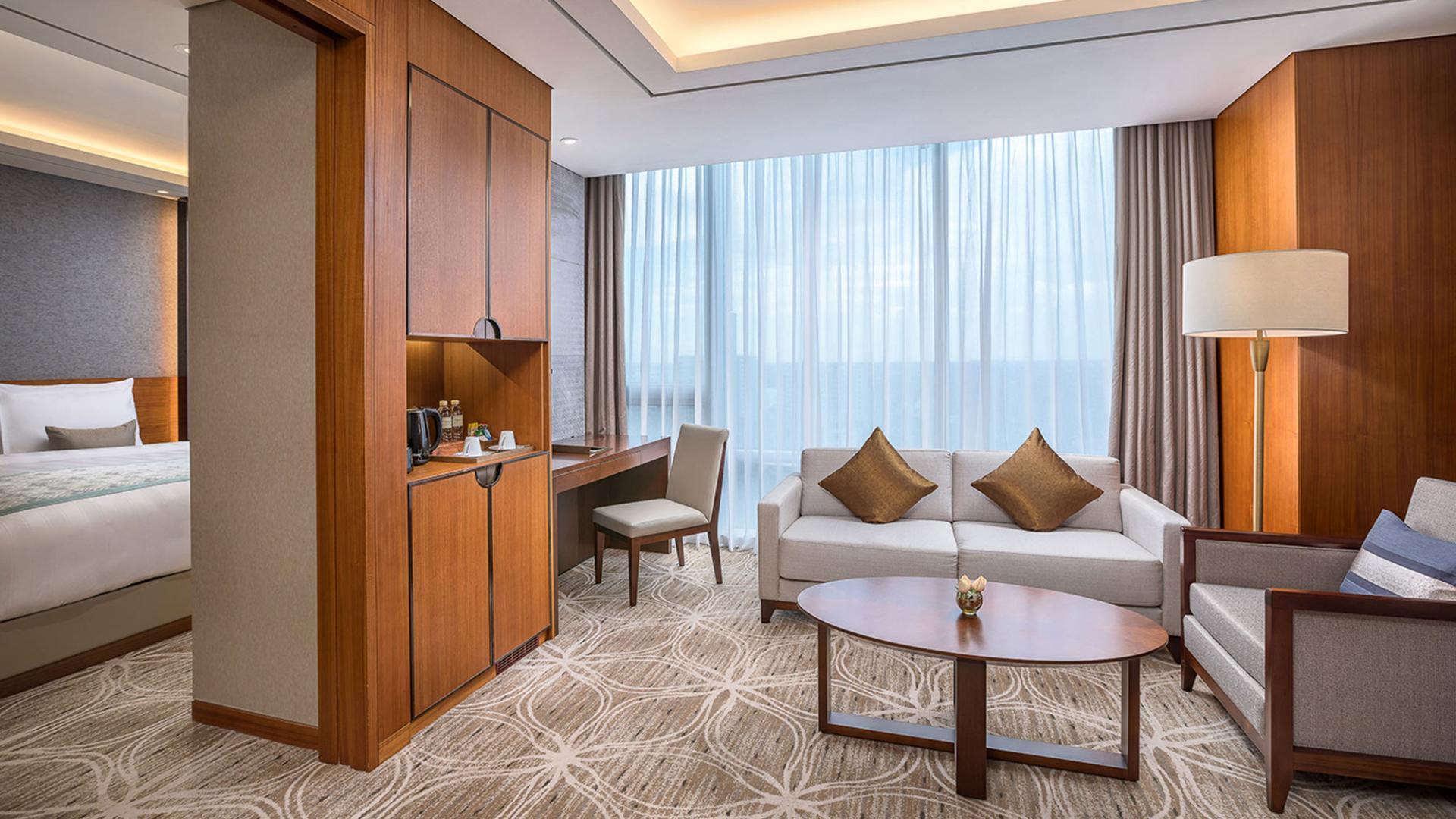 Lotte Hotel Yangon-Room-Suite-Junior Suite Room