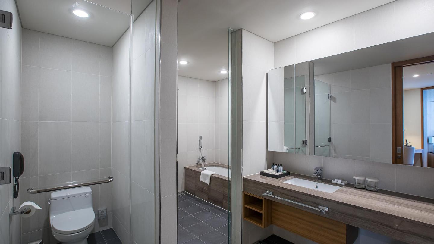 Lotte Hotel Yangon-Service Apartment-2 BEDROOM