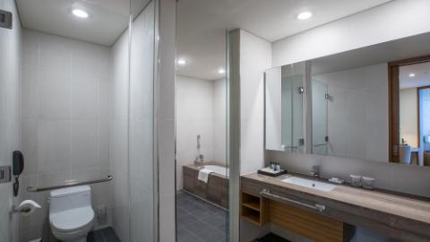 Lotte Hotel Yangon-Service Apartment-3 BEDROOM