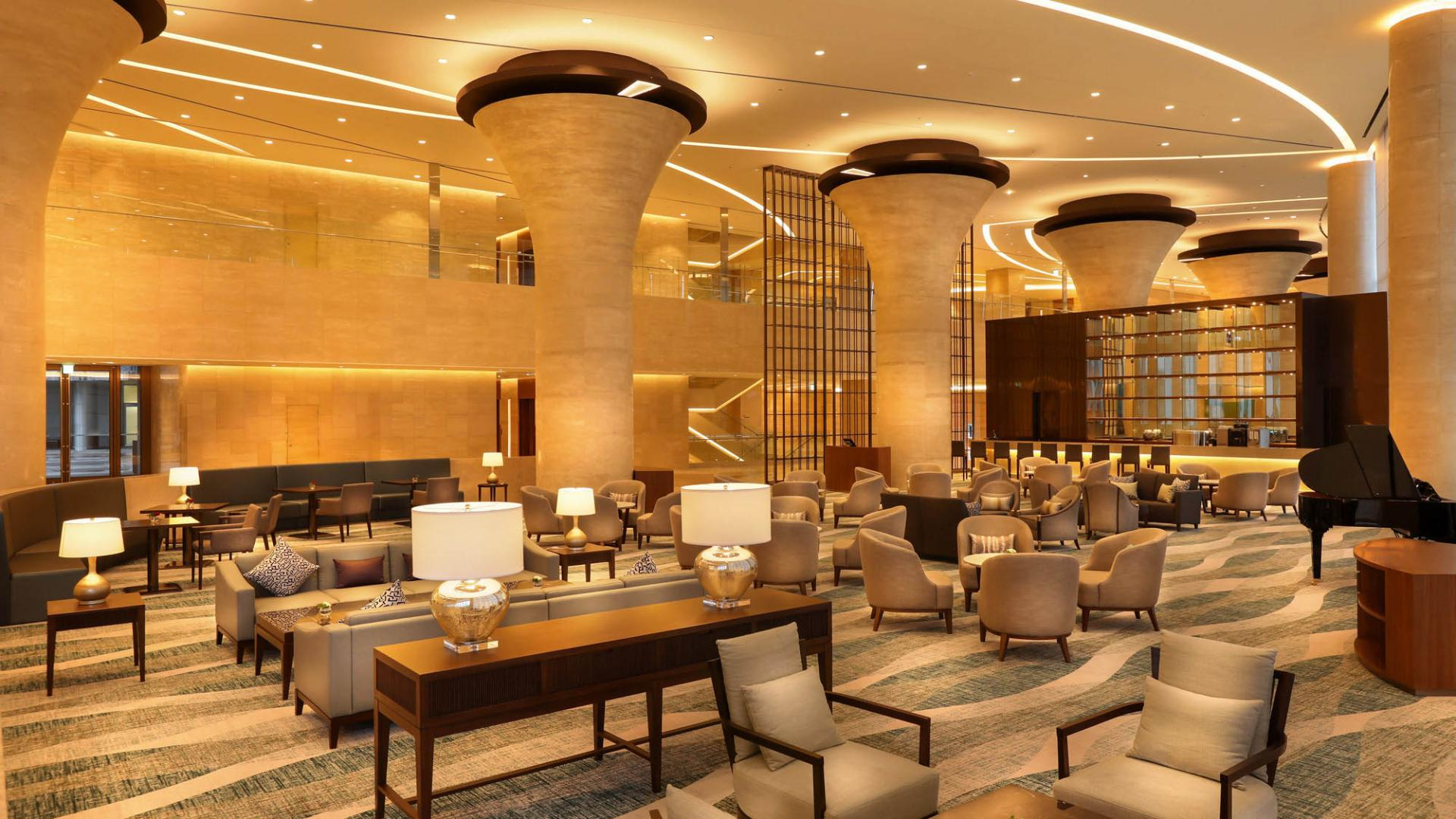 Lotte Hotel Yangon-Dining-Bar & Lounge-The Lounge