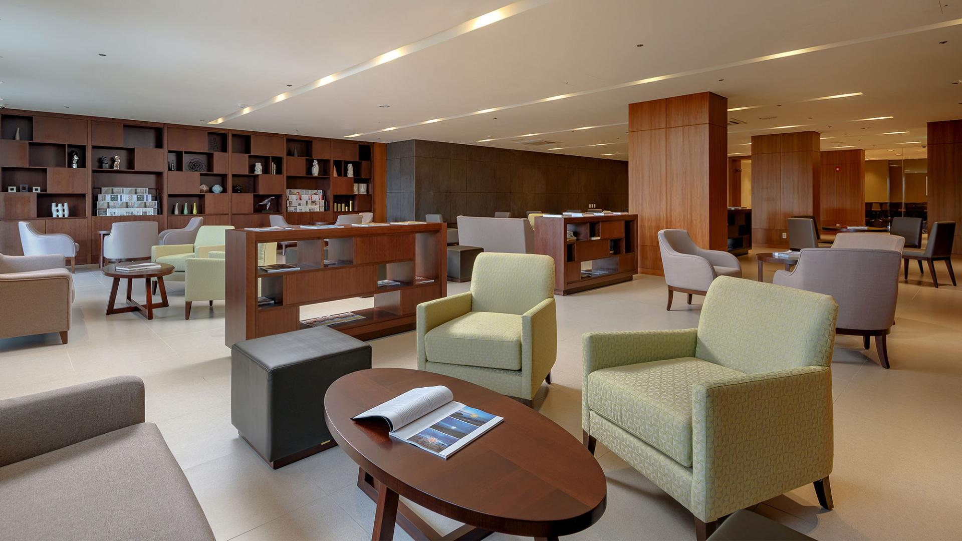 Lotte Hotel Yangon-Service Apartment-Community Lounge