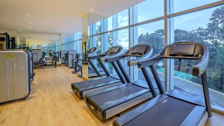 Lotte Hotel Yangon-Service Apartment-Gym
