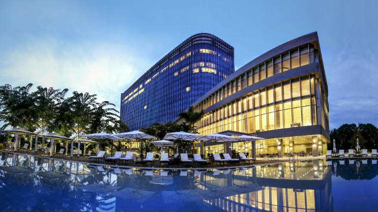 LOTTE Hotel Yangon Official Website | Myanmar Yangon Five-Star Hotel