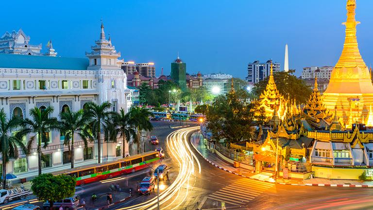 Lotte Hotel Yangon-About Us-Tourist Attractions in Yangon-City Hall