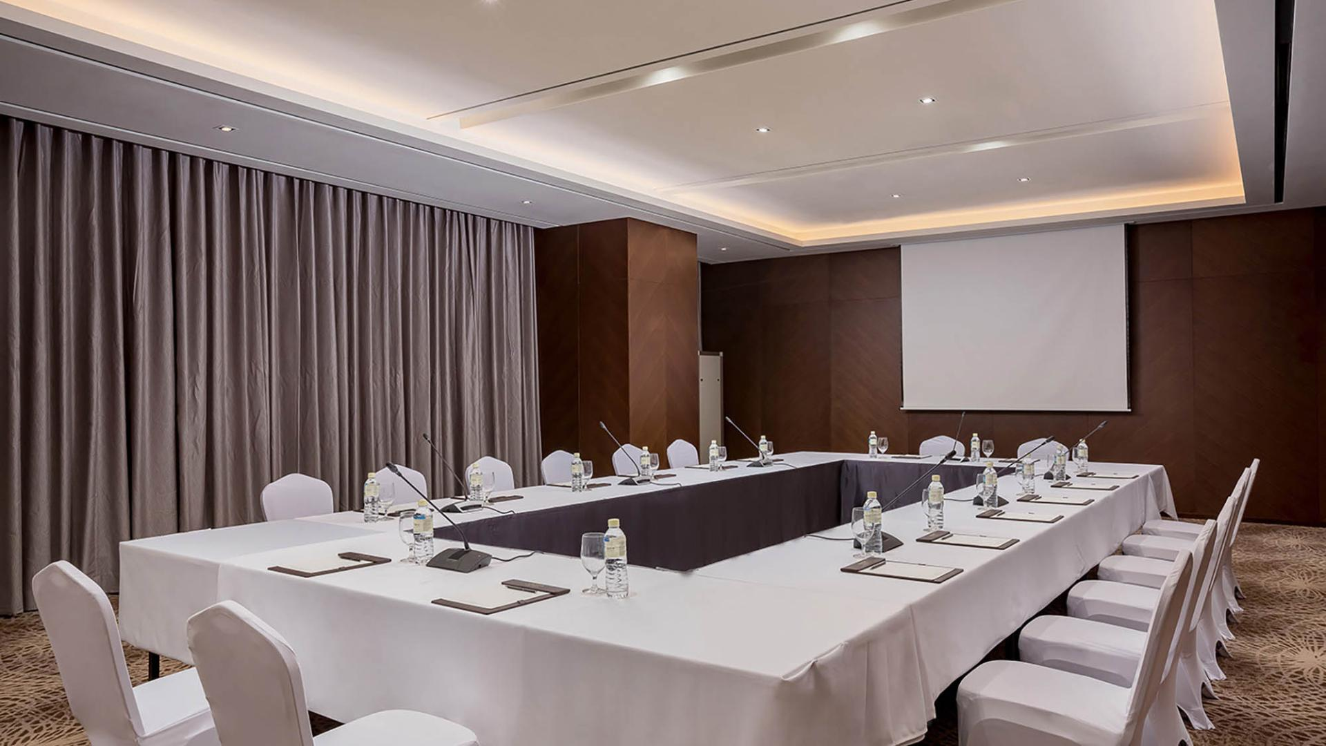 Lotte Hotel Yangon-Banquet & Conference-Small-Size Banquets