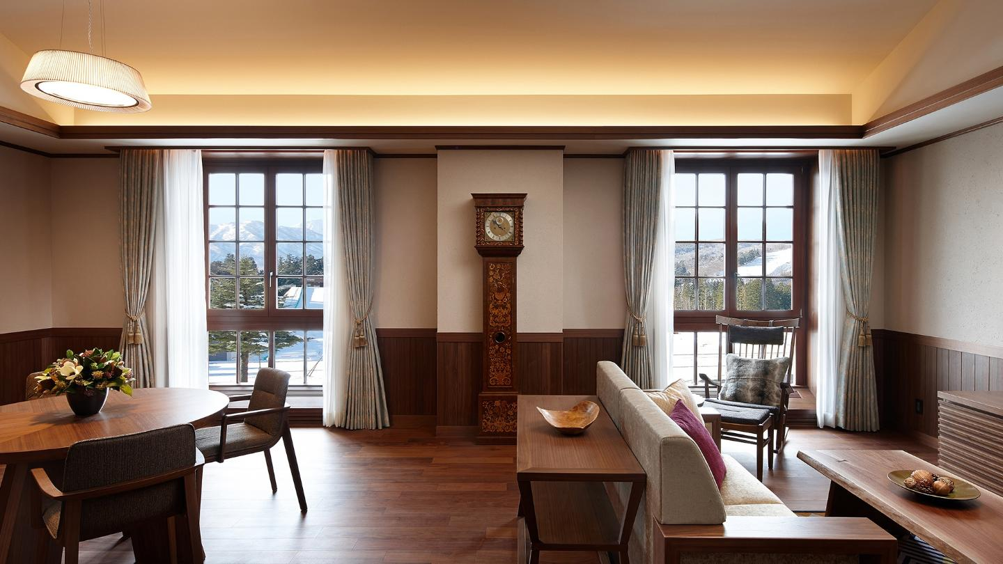 Lotte Arai Resort Presidential Suite