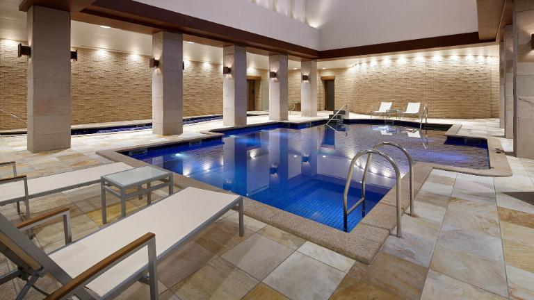 Lotte Arai Resort-Facilities-Fitness-Spa Manna