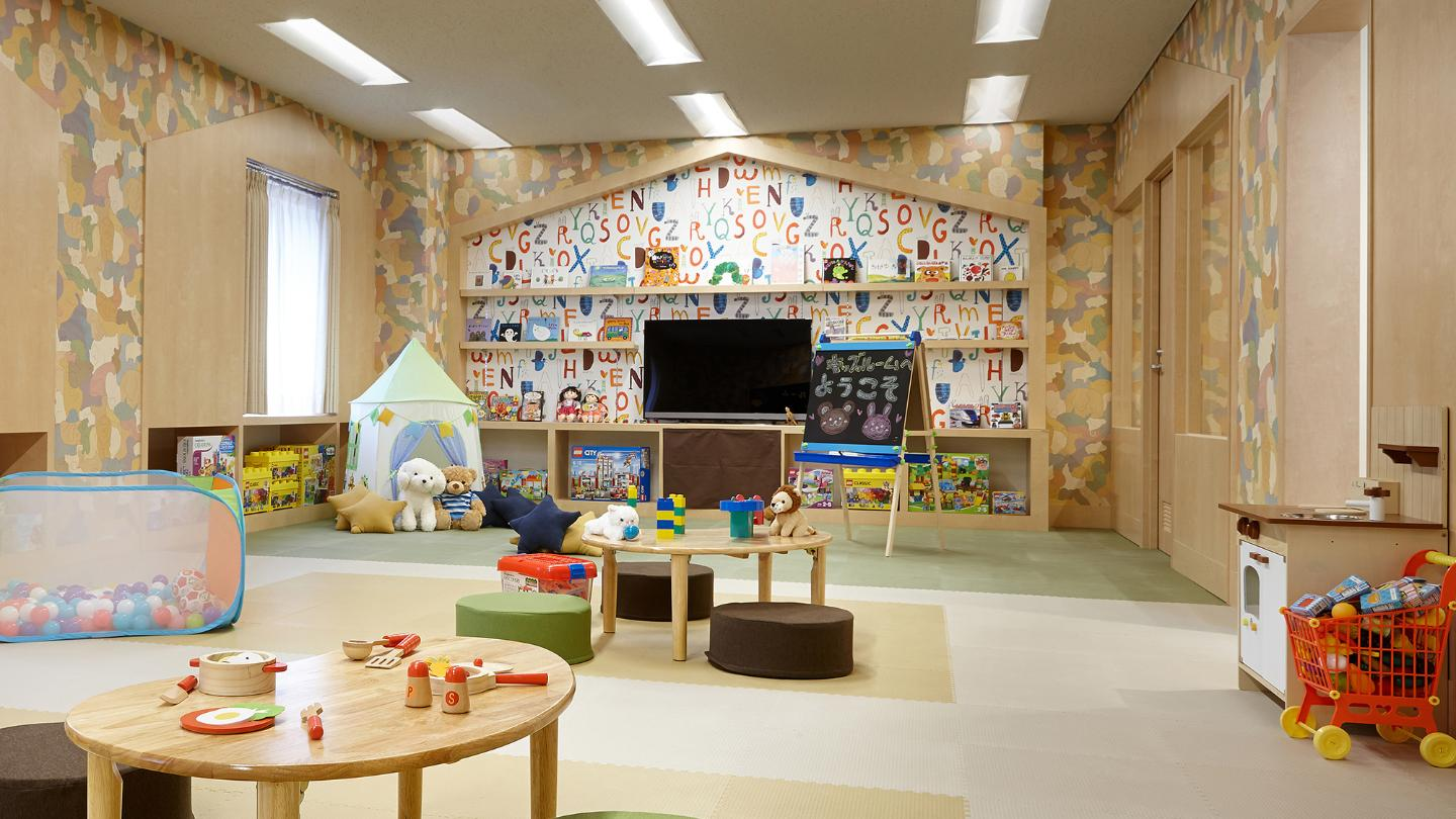 Lotte Arai Resort Children's room