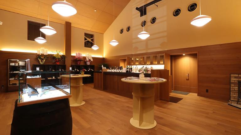 Lotte Arai Resort-Facilities-Shopping-Hoshizora Winery