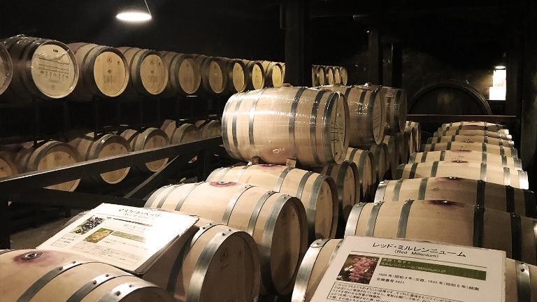 Iwanohara Vineyard