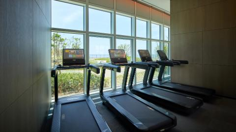 Signiel Busan-Facilities-Fitness Center