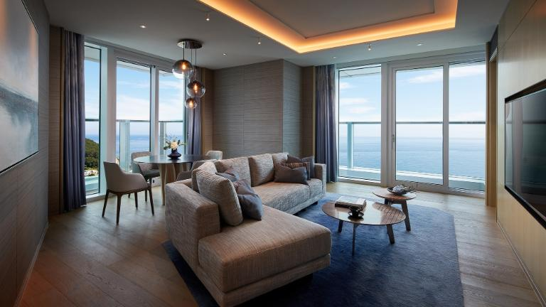 Signiel Busan-Rooms-Presidential Suite Room