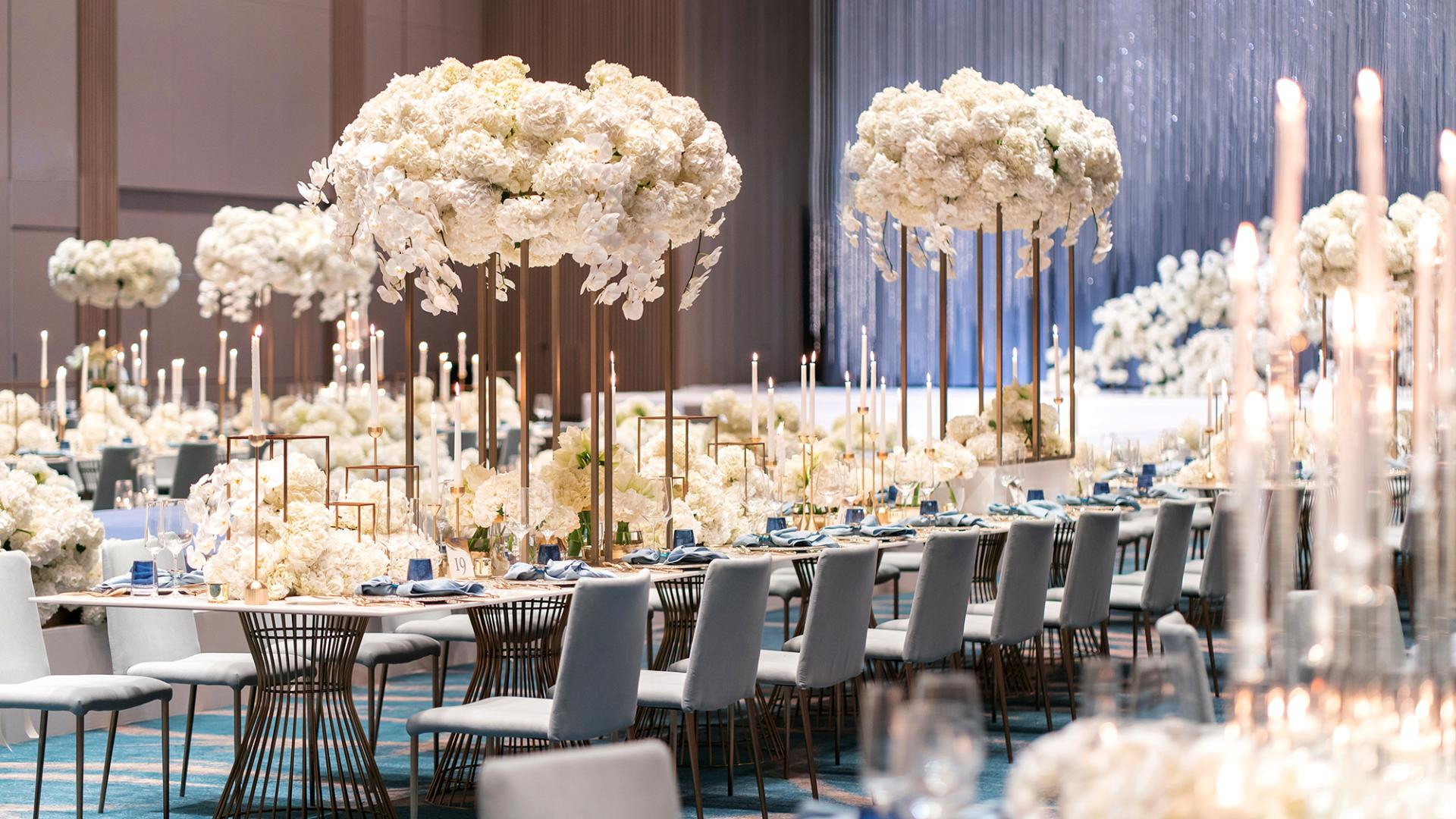 Signiel Busan-Wedding-Grand Ballroom