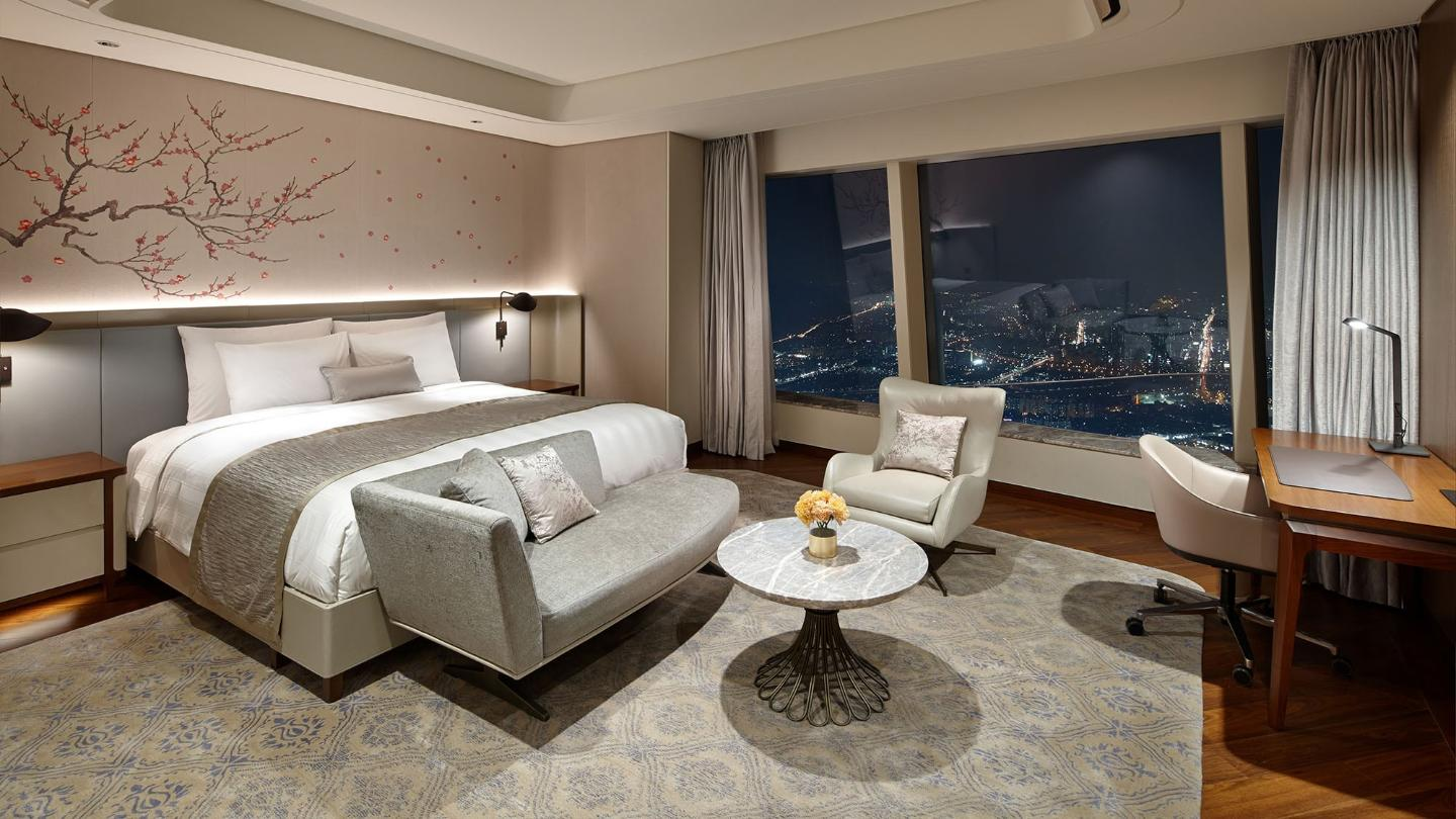 Signiel Seoul-Rooms-Deluxe-Grand Deluxe Room