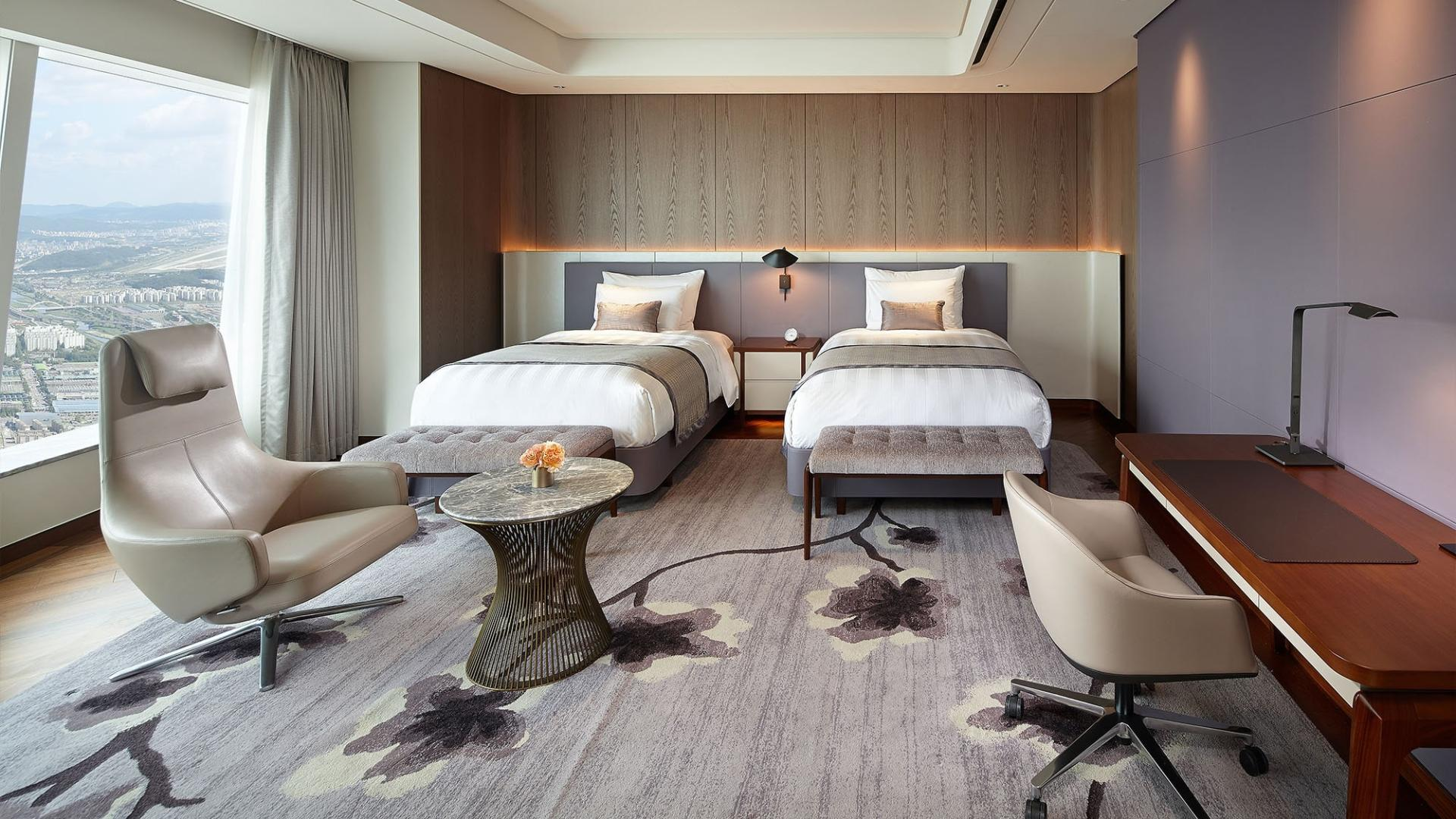 Signiel Seoul-Rooms-Suite-Room