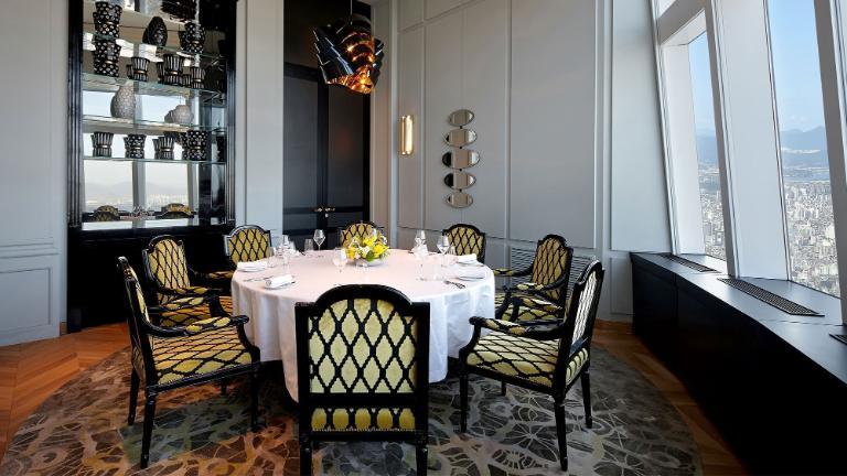 Seoul Hotel French Restaurant Stay