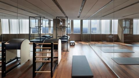 Signiel Seoul-Facilities-Spa & Fitness-Hotel Gym