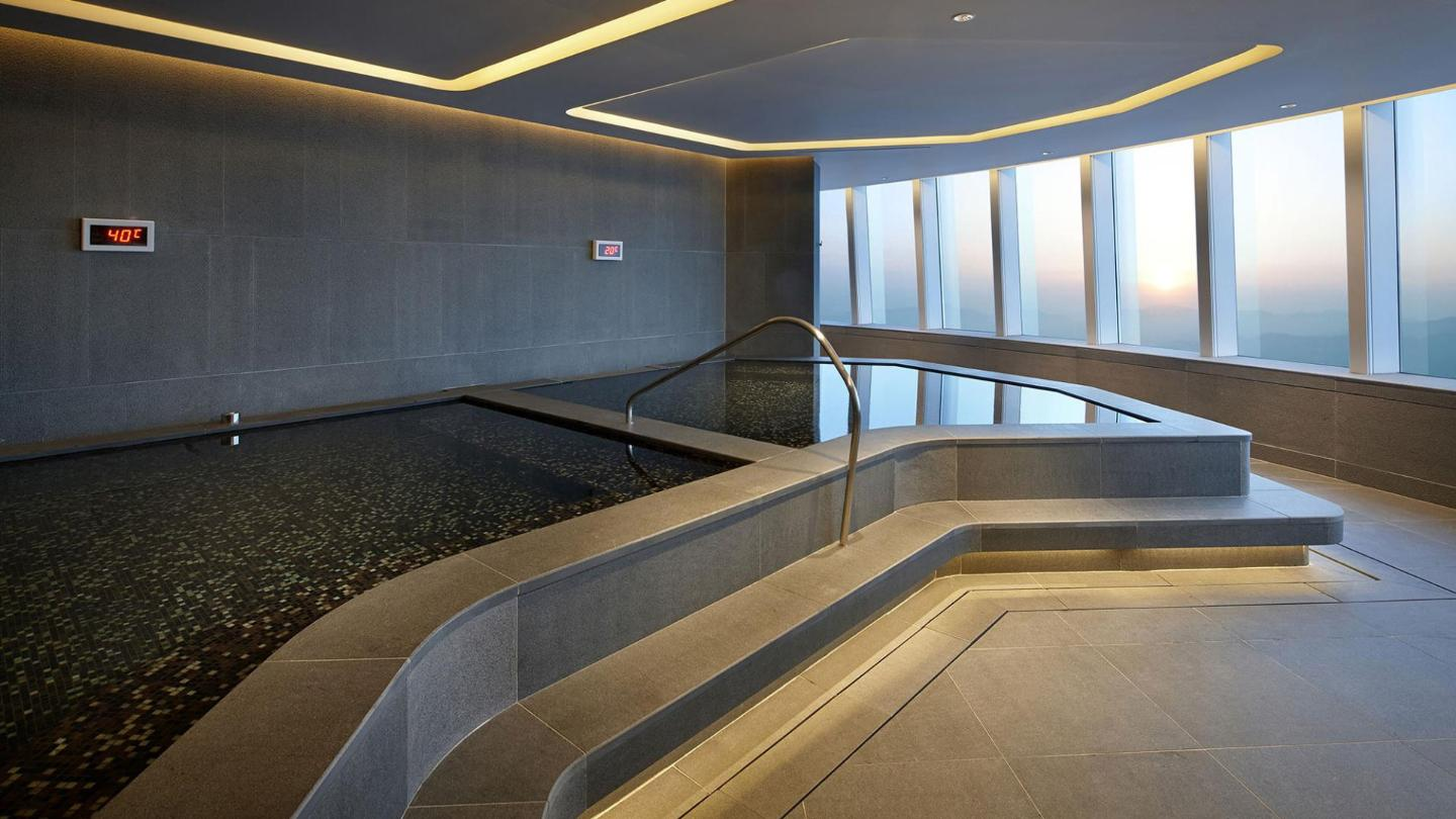 Signiel Seoul-Facilities-Spa & Fitness-Hotel Sauna