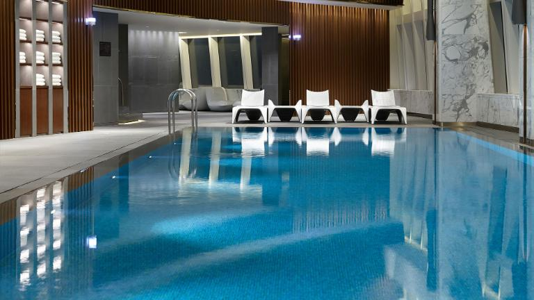 Signiel Seoul-Facilities-Spa & Fitness-Swimming Pool