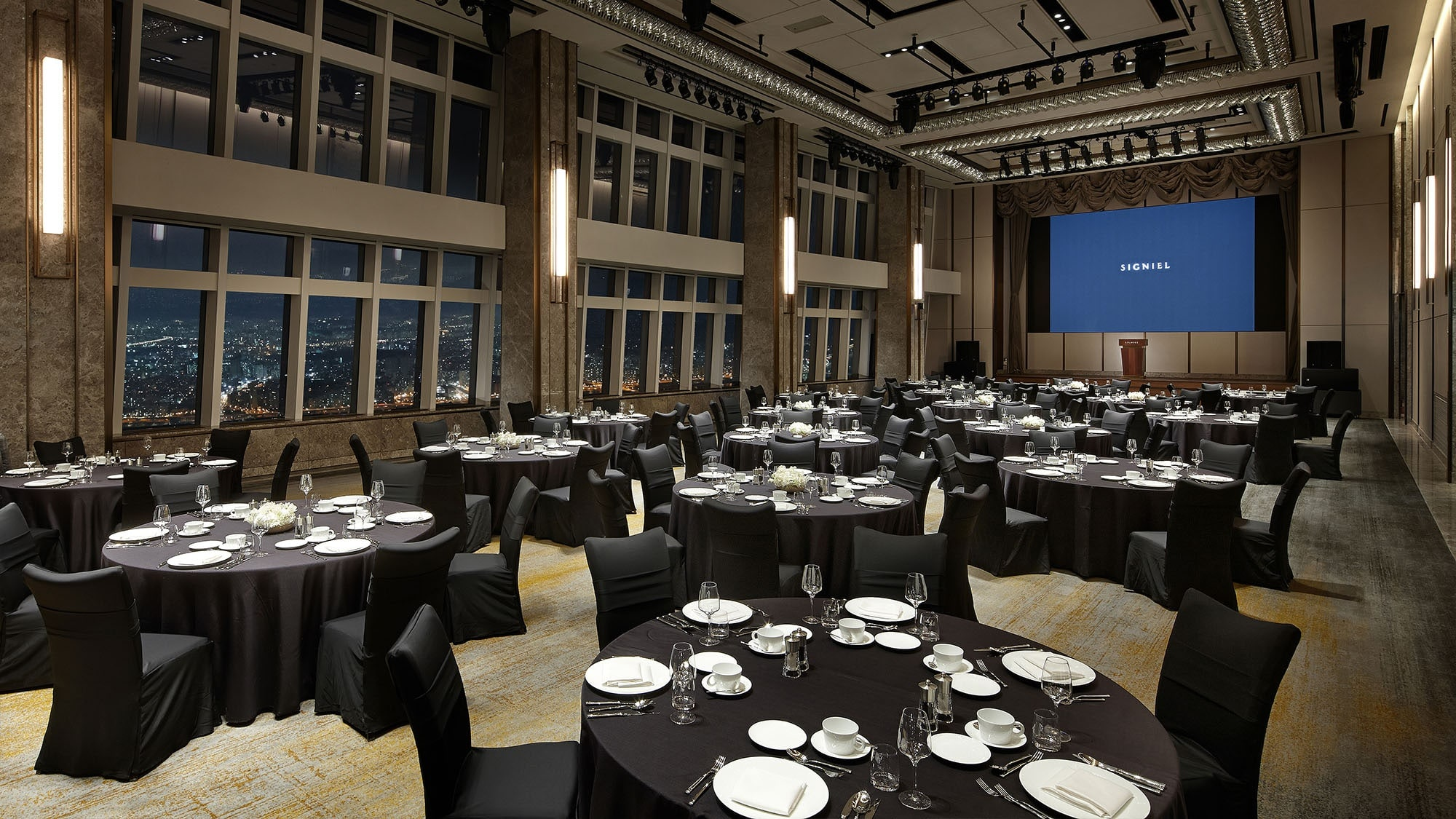 Seoul Hotel Meeting rooms, Wedding venues, Banquet Halls