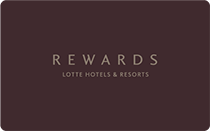 LOTTE HOTELS & RESORTS rewards program