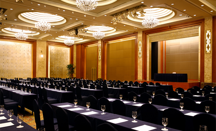 Lotte Hotel Seoul PACKAGES Crystal Ballroom Package